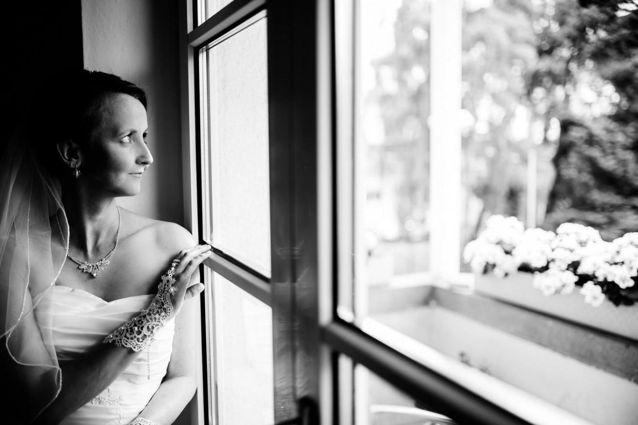 Braut Fotos Fotograf Getting ready